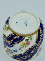 Vincennes Sèvres 18th Century Porcelain Sugar Bowl (7 of 9)