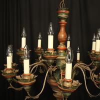 Florentine 18 Light Polychrome Chandelier (3 of 10)
