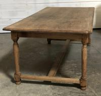 French Farmhouse Table with drawers (4 of 25)