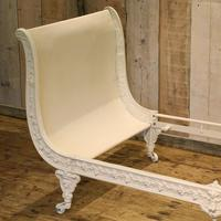Cast Iron Daybed in Cream (4 of 9)
