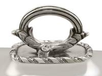 Sterling Silver Tureens - Antique George III 1810 (10 of 15)