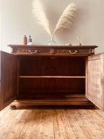 French Antique Sideboard / Buffet / French Walnut Buffet (10 of 10)