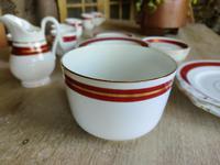 Stylish 22 Piece Coalport Porcelain Coffee Set (5 of 8)