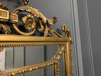 Neo Classical Adams Style Giltwood Mirror (6 of 17)