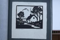 Album of 10 Woodblock Prints by Geoffrey Robert Russell (4 of 12)