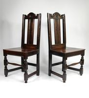 Pair of Late 17th Century Chairs (7 of 8)