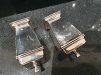 Stunning Art Deco HM Sterling Silver Cruets c1934 (4 of 12)