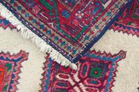 Neat Antique Sarab Runner Carpet (8 of 8)
