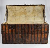 Large Early 17th Century Iron Bound Chest (17 of 22)