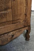 French Early Oak Small Cupboard or Cabinet (6 of 16)