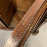 Gillows Serpentine Rosewood Sideboard (7 of 10)
