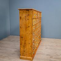 Large Bank of Drawers (9 of 9)