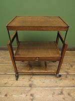 Vintage Metamorphic Oak Tea Trolley Table by Besway (2 of 18)