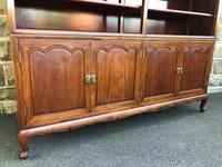 Antique Mahogany Library Bookcase (4 of 13)