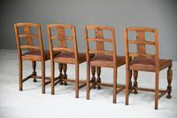 1930s Oak Dining Chairs (8 of 11)