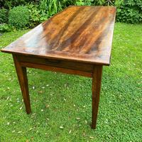 French Farmhouse Table in Walnut (7 of 7)