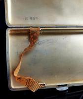 Antique Silver Cigar Case, Edwardian, Sampson & Mordan (12 of 13)