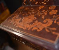 Antique Dutch Marquetry Vanity Hat Stand - Mirror (6 of 19)