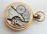Antique Waltham Pocket Watch 1902 (3 of 4)