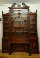 Thomas Chippendale Violin Bookcase (9 of 10)