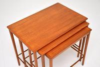 Danish Vintage Teak Nest of Tables by Grete Jalk (7 of 11)