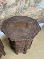 Pair of Anglo Indian Occasional Tables (5 of 6)
