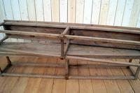 19th Century Pine Benches (10 of 10)