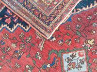 Antique Saroukh Feraghan Carpet (5 of 5)