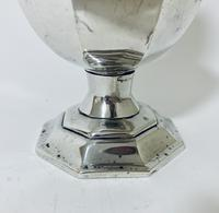 Large Antique Solid Sterling Silver Caster (3 of 12)