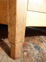 """Beaverman"" Oak Corner Cabinet (4 of 7)"