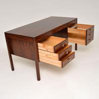 1960's Vintage Norwegian Rosewood Desk by Torbjorn Afdal (8 of 11)