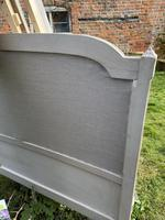 King Size Painted French Bed (3 of 10)