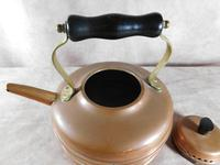 "Copper & Brass ""The Economic"" Quick Boil Kettle (4 of 4)"