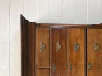 Early 19th Century Oak Secretaire Tallboy Chest on Chest (14 of 17)