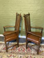 Monastic Dining Chairs (22 of 24)