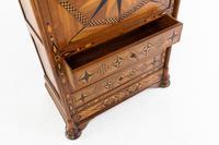 19th Century French Oak Escritoire (10 of 11)