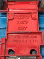 1950's Dinky Toys Massey Harris Red Tractor Plough Manure Spreader Disc Harrow (23 of 36)