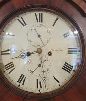 8  Day Scottish Mahogany Longcase Clock (7 of 7)