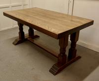 Country Oak Refectory Table (5 of 7)