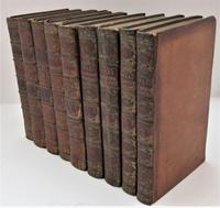 Bell's Edition of Shakespeare's Plays, 9 Volumes Complete, 1774