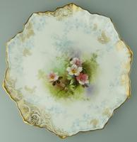 Good Royal Doulton Burslem Hand Painted Dessert Set 19th Century (5 of 12)