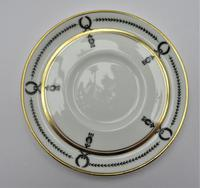 Aynsley Bone China Coffee Cup & Saucer, Silver Mount, Manoah Rhodes & Sons Ltd London 1933 (6 of 7)