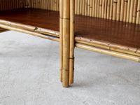 Mid-Century Bamboo Bar attributed to Bonacina (6 of 7)