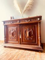 French Antique Sideboard / Buffet / French Walnut Buffet (2 of 10)
