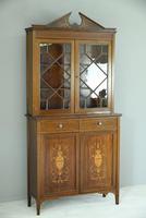 Sheraton Revival Bookcase (3 of 12)