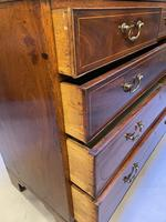 George III Mahogany Chest of Drawers (5 of 16)