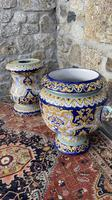 Montagnon French Majolica Jardiniere on Stand (15 of 16)