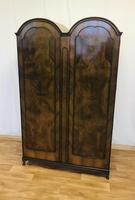 Double Dome Top Wardrobe
