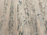 Rustic Bleached Oak French Farmhouse Dining Table (23 of 34)