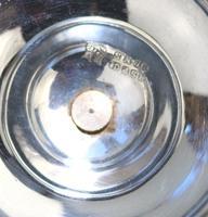 Attractive & Good Royal Doulton Stoneware Motto Ware Lidded Bowl - Tea c.1915 (8 of 8)